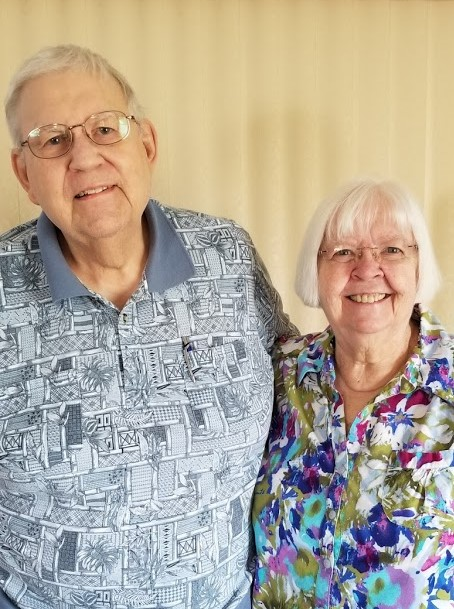 image of Bernie and Sandy Power