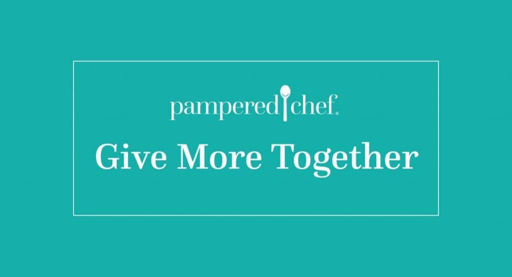 Logo for Pampered Chef Fundraiser